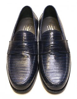 Penny Loafer - TEJUS (NAVY) / FG123