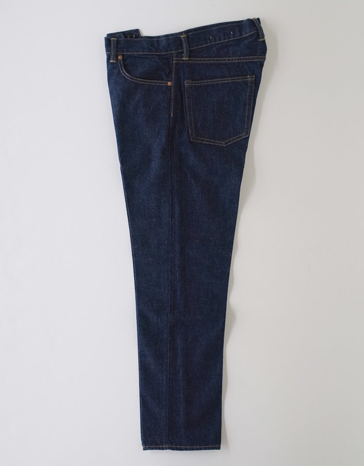 cantate Denim Tapered Trousers / Indigo