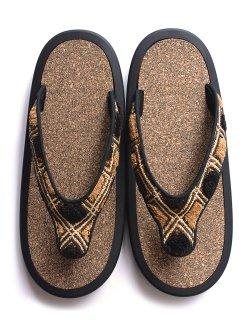 JOJO BEACH SANDAL - African Textile / XL