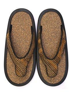 JOJO BEACH SANDAL - African Textile / L