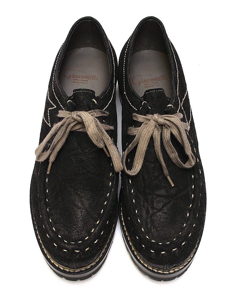 MARMOLADA Tyrolean Shoes - ELEPHANT / FG119
