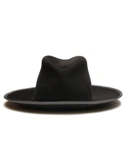 Rabbit Hair Felt Wide Brim Hat / No.S-172802