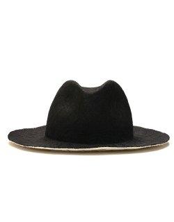 Hand Stitch W-Sisal Straw Hat / No. S-181206