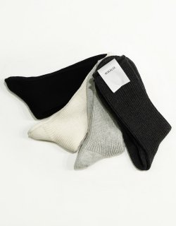 COTTON CASHMERE LOW GAUGE SOX
