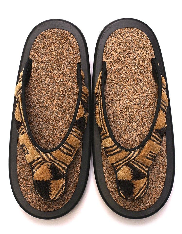 JoJo JOJO BEACH SANDAL - African Textile / S