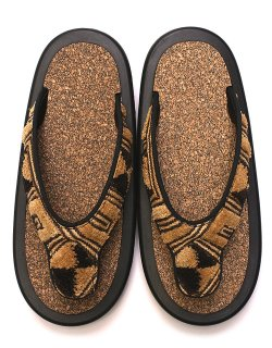 JOJO BEACH SANDAL - African Textile / S