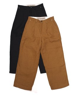 FIRE - Real Canvas Wide Slacks/ NN-T02F18