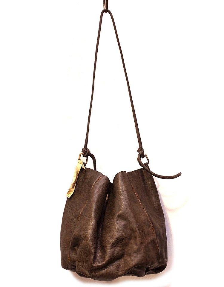 Isabella Stefanelli Nina bag - black tea / V-NINA-CV-BI-CCC