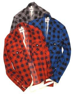 haori cowboy shirt. / ss.0004b