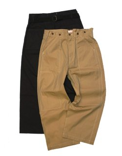 HOWARD - Double-knee Chino Pants / NN-T04S19