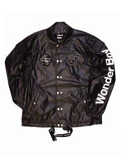 reversible coach jacket. / sj.0010
