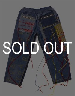 1000 READERS DENIM TROUSERS