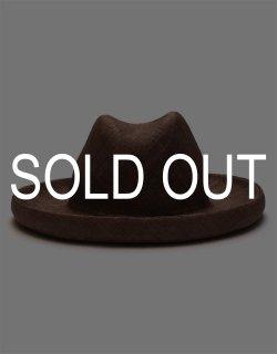W-Brim Sisal Straw Hat / No. S-191208