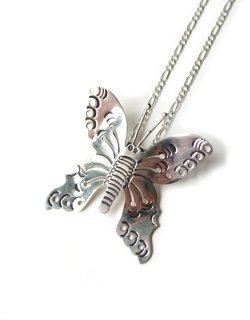 Silver Necklace -