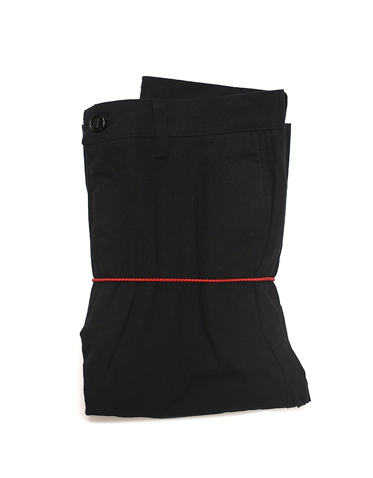 MAN-TLE LOOSE PANTS - Bio Wash / M-R7P3