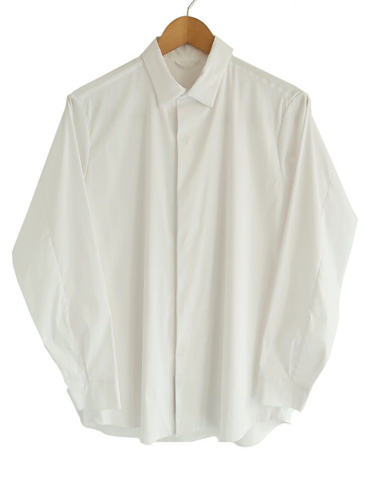 TEATORA Keyboard SHIRT / White