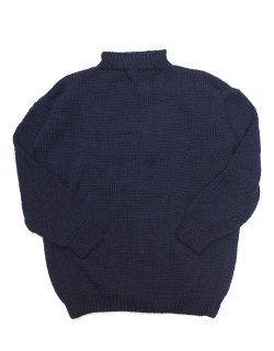 THE SCULPTOR JUMPER - plain merino wool