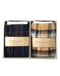 Woven Boxer - Traditional Cotton Flannel