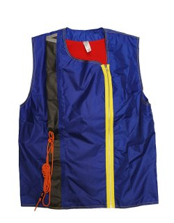 CULRECYCLED TENT VEST / 19005
