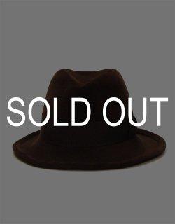 Rabbit Hair Felt Soft Hat / No.S-182804