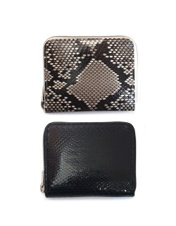 python square zip purse / di-rc-szp