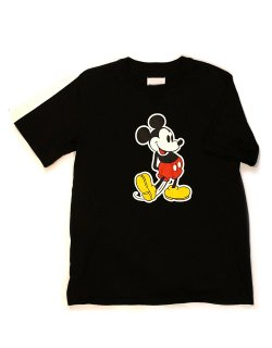 Mickey Mouse crew neck s/s tee. / sc.0031a