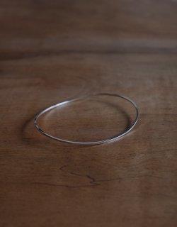Rubber Band Bracelet / SL925