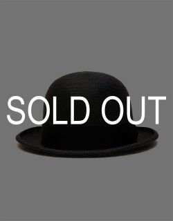 Buntal Bowler Hat / No.S-201212