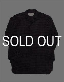 MILLER - kadhi detachable collar shirt / NN-Y03S21