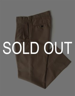 CWM Two-Tuck Trousers