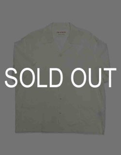 SCOTT - kadhi open collar shirt / NN-Y04S21WHT