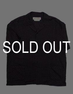 SCOTT - kadhi open collar shirt / NN-Y04S21