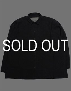 THE DRAUGHTSMAN SHIRT - laundered linen
