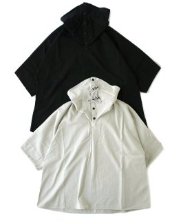 THE MUDLARK SHIRT - cotton twill
