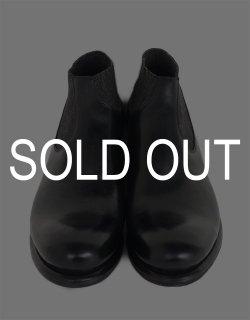 One-piece Asymmetric Chelsea Boots / ART. S E 0