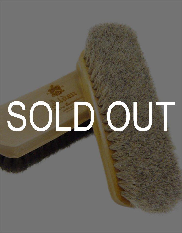 Alden Shoe Brush