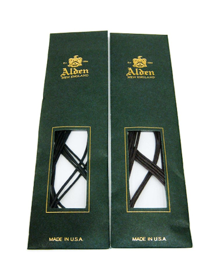 Alden Shoe Lace / 5Eyelets