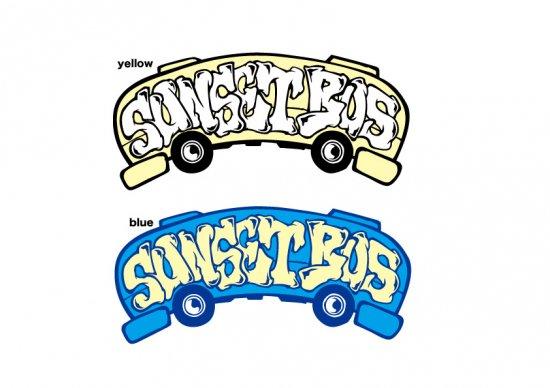 【SUNSET BUS】キーホルダー