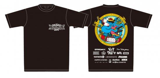 【HAZIKETEMAZARE 2017】オフィシャルTシャツA