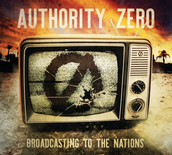 【AUTHORITY ZERO】BROADCASTING TO THE NATIONS