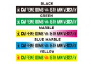 CAFFEINE BOMB 15TH TOUR ラバーバンド