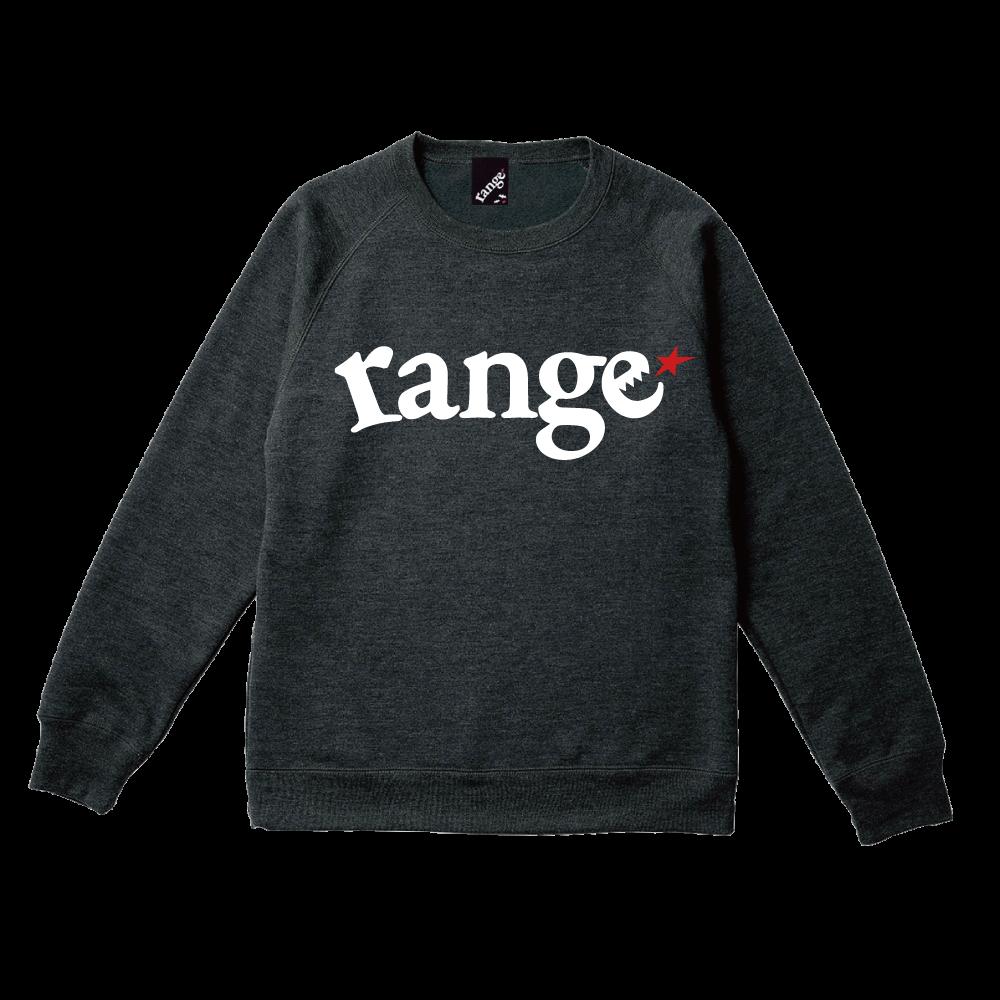 range logo raglan crew sweat2