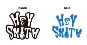 【HEY-SMITH】 防水LOGOステッカー