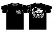 【CAFFEINE BOMB】NEW SKULL T-SHIRTS