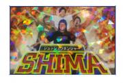 【SHIMA】キラキラステッカー