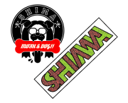 【SHIMA】ステッカーセット