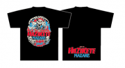 【HAZIKETEMAZARE 2018】オフィシャルTシャツE
