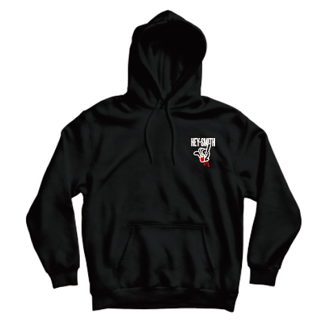 【HEY-SMITH】 LOGO pull over hoodie