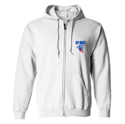 【HEY-SMITH】 LOGO zip-up hoodie【XXL専用】