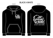 【CAFFEINE BOMB】Skull pull over hoodie【XXL専用】